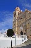 Chiesa spagnola Immagini Stock Libere da Diritti
