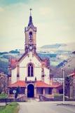 Chiesa spagnola Fotografia Stock Libera da Diritti