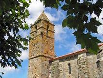 Chiesa spagnola Fotografie Stock