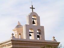 Chiesa spagnola di missione Fotografia Stock Libera da Diritti