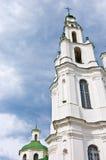 Chiesa sparata nelle prospettive Immagine Stock