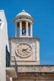 Chiesa St George dell'Italia Puglia Locorotondo Fotografia Stock
