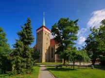 Chiesa St Michael di Bolzano Immagine Stock Libera da Diritti