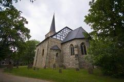 Chiesa in Stiepel Fotografia Stock