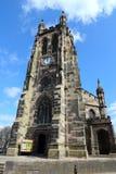 Chiesa a Stockport, Regno Unito fotografia stock libera da diritti