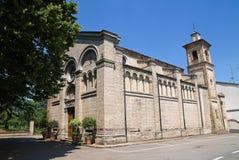 Chiesa storica dell'Emilia Romagna. L'Italia. Fotografia Stock Libera da Diritti