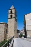 Chiesa storica della Basilicata. L'Italia. Immagine Stock Libera da Diritti