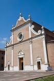 Chiesa storica di Ferrara. Fotografie Stock Libere da Diritti