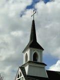 chiesa storica di 1890s Immagine Stock