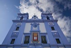 Chiesa su Terceira Immagini Stock Libere da Diritti