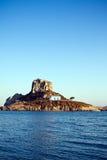 Chiesa sull'isola di Kastri Immagine Stock