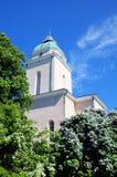 Chiesa in Suomenlinna (Sveaborg). Helsinki immagine stock libera da diritti