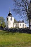 Chiesa svedese Immagini Stock Libere da Diritti