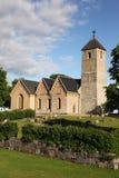 Chiesa in Svezia Immagine Stock