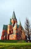 Chiesa in Svezia Fotografie Stock