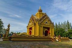 Chiesa tailandese Fotografia Stock