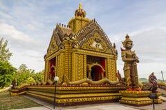 Chiesa in Tailandia Immagine Stock Libera da Diritti
