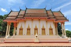 Chiesa in Tailandia fotografia stock libera da diritti