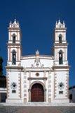 Chiesa in Taxco, Messico Fotografia Stock Libera da Diritti