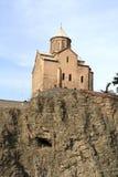 Chiesa a Tbilisi Fotografia Stock