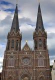 Chiesa Tilburg del Joseph del san Immagini Stock Libere da Diritti