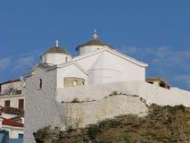 Chiesa Traversa Gabbiano Fotografia Stock Libera da Diritti