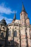 Chiesa in Trier, Germania Immagine Stock Libera da Diritti