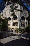 Chiesa in vecchia città Nessebar Fotografia Stock Libera da Diritti