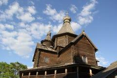 Chiesa in Velikiy Novgorod Fotografie Stock