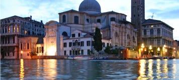 Chiesa a Venezia Fotografia Stock