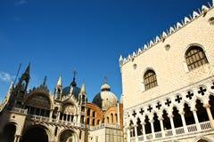 Chiesa a Venezia, Italia Immagini Stock