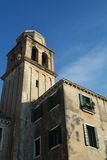 Chiesa veneziana Fotografia Stock Libera da Diritti