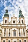 Chiesa a Vienna Immagini Stock