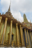 Chiesa in Wat Phra Kaew Fotografia Stock