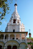Chiesa in Yaroslavl Fotografia Stock Libera da Diritti