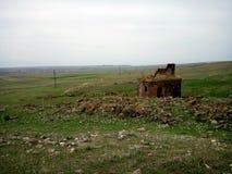 Chiesa Yeghvard di Zoravar Immagini Stock