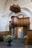Chiesa Zurigo della st Peter Immagini Stock Libere da Diritti
