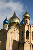 Chiese delle chiese ed altre religioni della Bielorussia fotografie stock