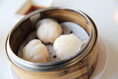 Chiese dumpling ha gow Royalty Free Stock Photos