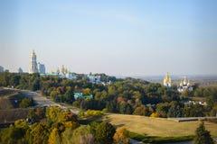 Chiese a Kiev fotografie stock