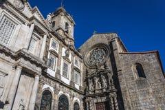 Chiese a Oporto immagini stock
