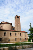 Chiese Parr S Lorenzo - παλαιό κτήριο σε Mestre στοκ εικόνα με δικαίωμα ελεύθερης χρήσης