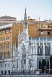 Chiese Parr Sacro Cuore Del Suffragio, Ρώμη Στοκ Εικόνα