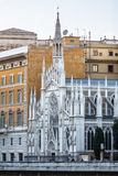 Chiese Parr Sacro Cuore Del Suffragio, Ρώμη Στοκ Φωτογραφίες