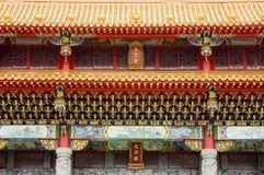 chiese tempel Arkivbilder