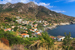 Chiessi - Elba island Royalty Free Stock Photography
