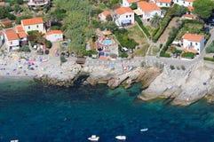 Chiessi - het eiland van Elba Royalty-vrije Stock Fotografie