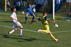 Chievo Verona Italian Soccer Team Stock Photos