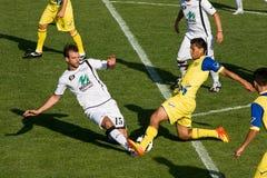 Chievo Verona italienskt fotbolllag Royaltyfria Foton