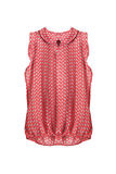 Chiffon blouse  Stock Photos